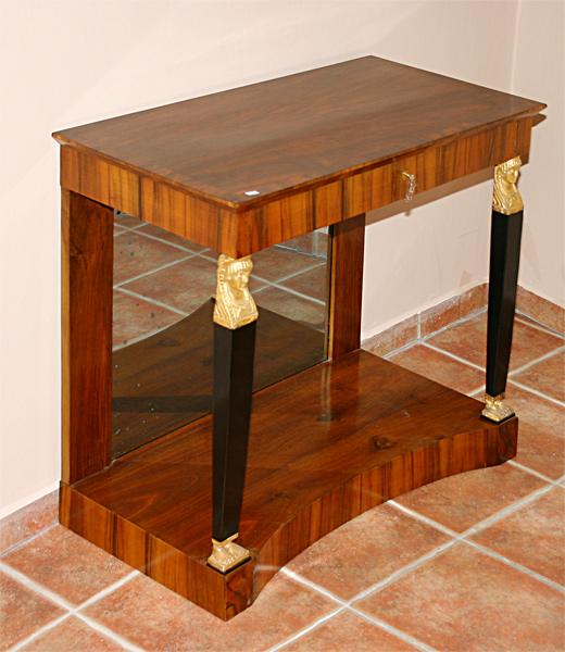 empire konsole kunsthandel antiquit ten rudolf mahringer wien. Black Bedroom Furniture Sets. Home Design Ideas